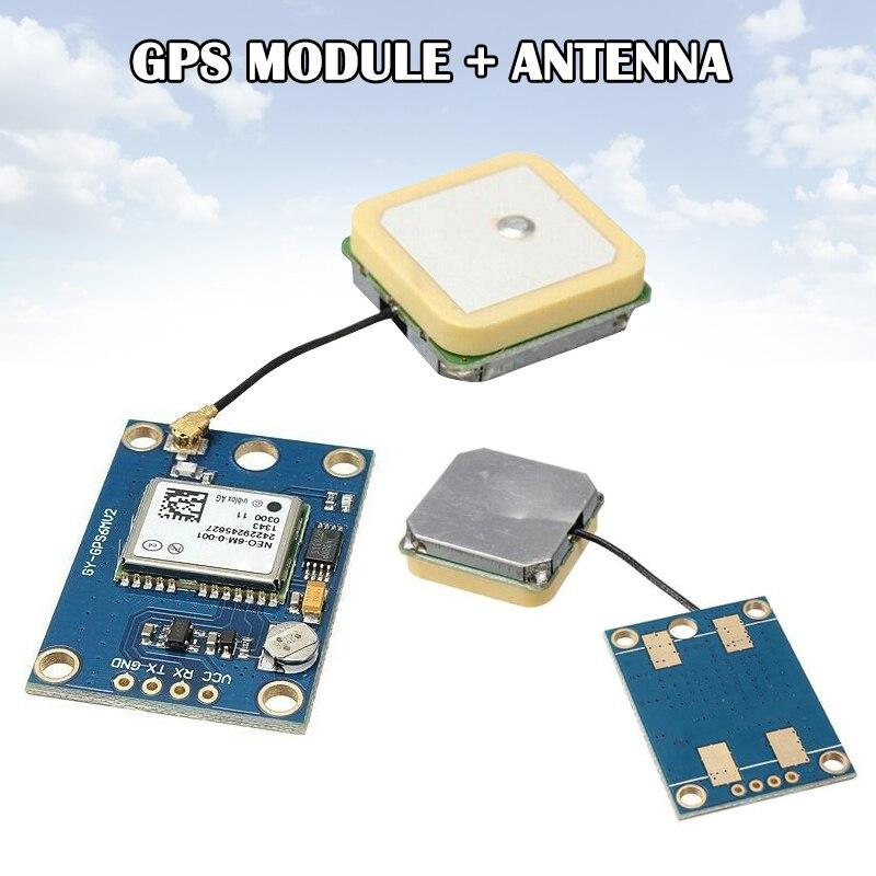 GY-NEO6MV2 Контроллер полета GPS модуль с супер сильной керамической антенной для Raspberry Pi SP99