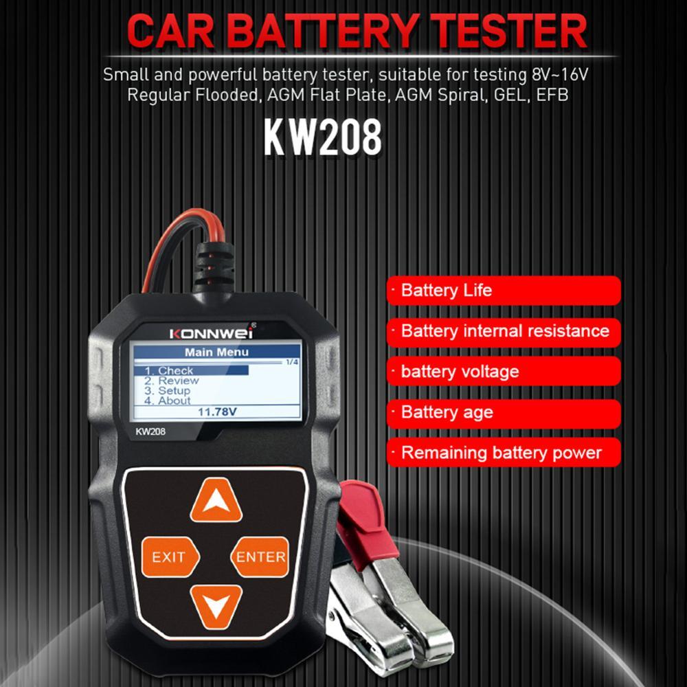 Устройство для проверки автомобильного аккумулятора, система запуска и зарядки автомобильного аккумулятора, инструмент для сканирования ...