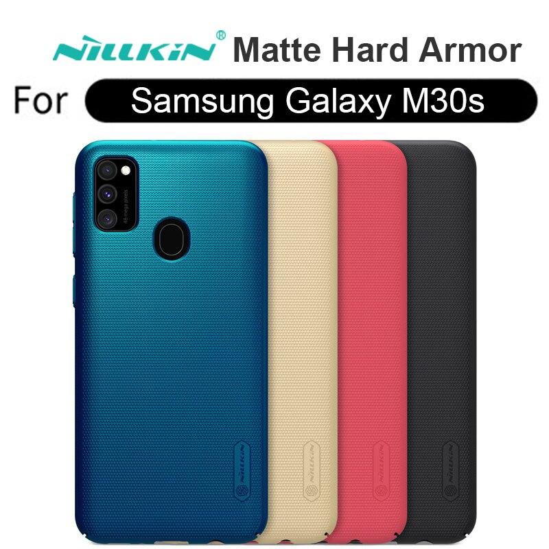 Funda dura NILLKIN Original para Samsung Galaxy M30s