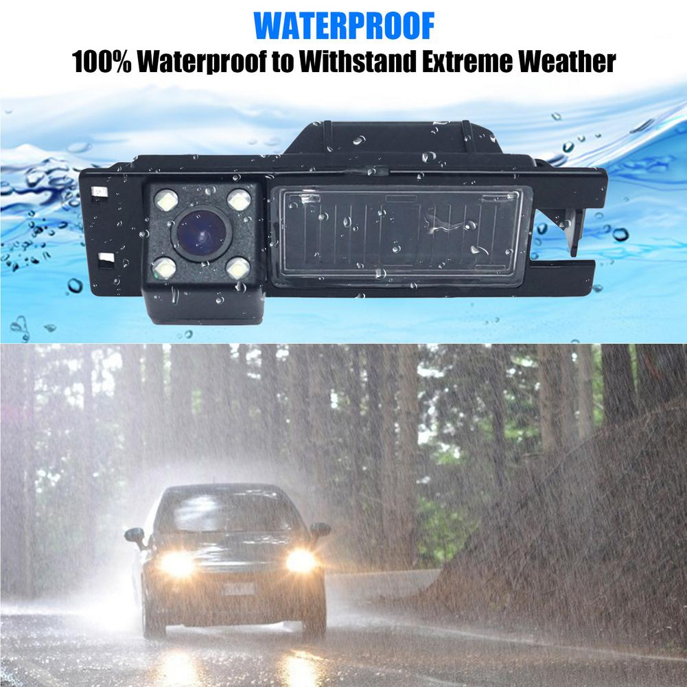 Автомобильный видеорегистратор, HD камера заднего вида, ночное видение, водонепроницаемая камера, автомобильные электронные аксессуары, Пр...
