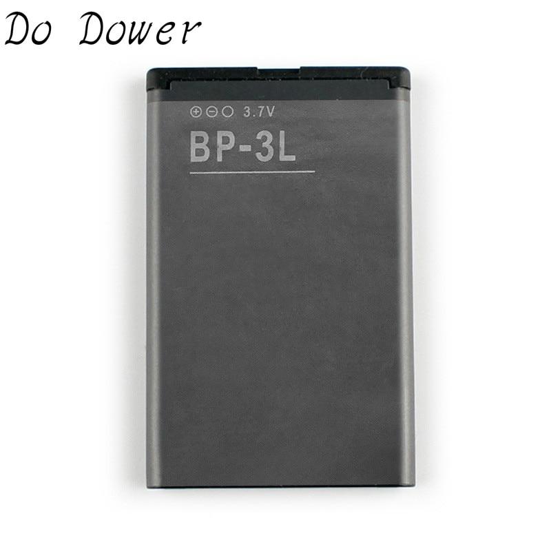 Alta calidad 1300mAh BP 3L BP-3L batería para NOKIA Lumia 303, 510,...