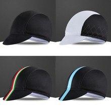 1PC chapeau cyclisme casquette cyclisme bandeau vélo casquette vélo casque porter vélo équipement chapeau multicolore taille unique