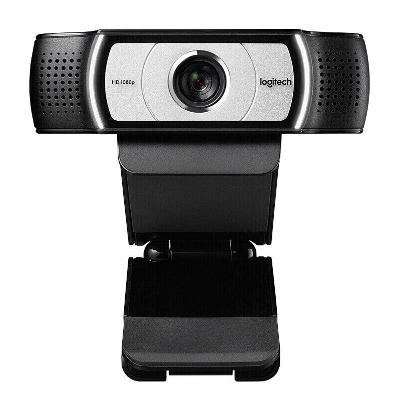 كاميرا ويب لوجيتك C930C C930E HD Smart 1080P كاميرا ضبط تلقائي للصورة دقة عالية كاميرا فيديو USB عالية الدقة تسجيل دردشة الفيديو للكمبيوتر الشخصي Loptop