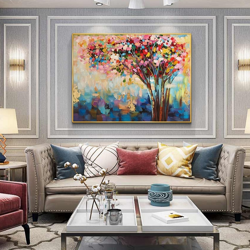 Handmade Oil Painting On Canvas Hand Painted Abstract Wall Art For Living Room Picture Modern Home Decorative Painting Frameless high quality cheap price 100% handmade abstract sexy woman back oil painting on canvas for home living room decoration