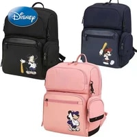 2021 new disney cartoon mickey minnie fashion rucksack woman casual backpack kawaii school school bag shoulder bag pencil case