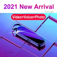 2021 New Arrival Loop Recording While Charging 1080p Mini Camera Camcorder Portable Voice Photo Vide