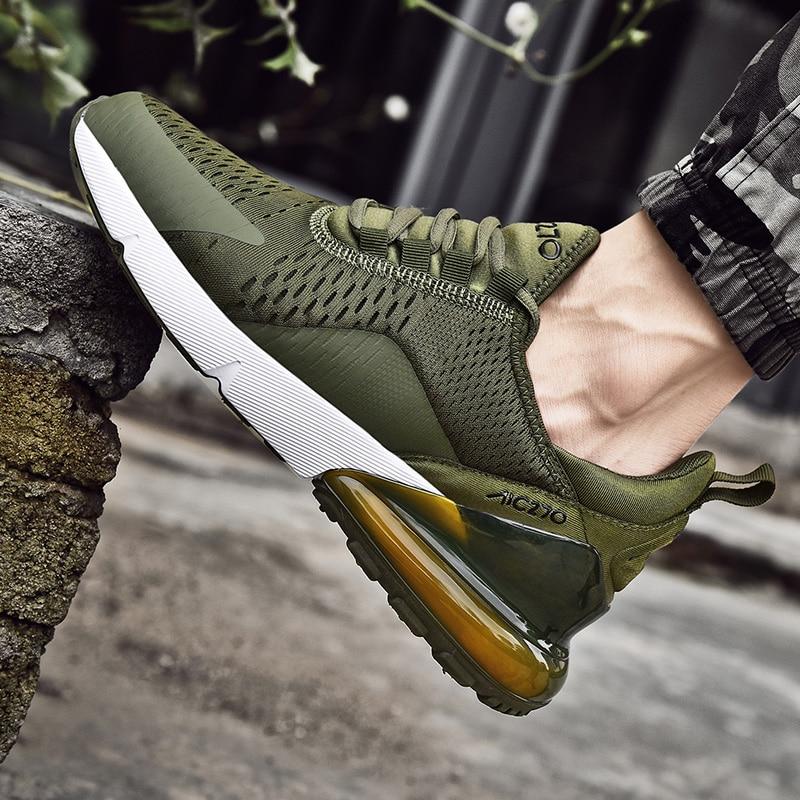 Zapatillas deportivas transpirables para Hombre, calzado deportivo de alta calidad para correr,...