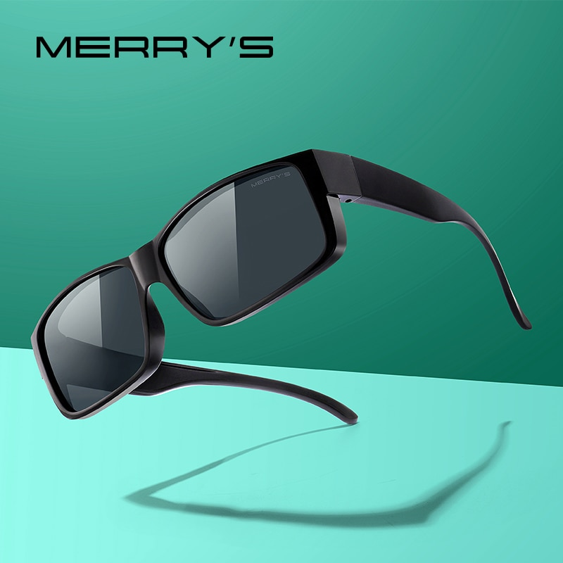 Gafas de sol MERRYS con lentes polarizadas para hombre y mujer protección UV400 S3015