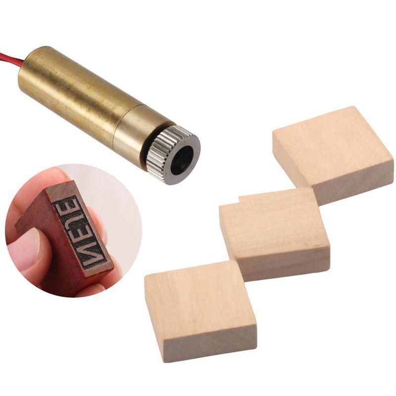 Para NEJE 1500mW 405nm módulo cortador láser CNC láser-grabador accesorio para DIY tallado máquina de grabado con luz azul violeta