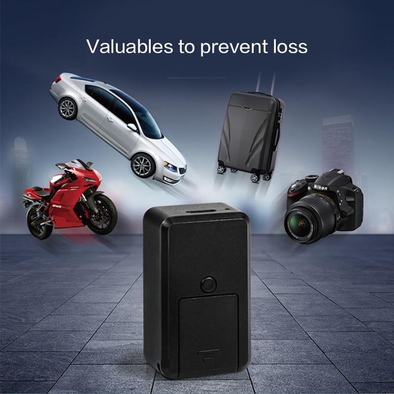 Universal GF-09 Mini GPS rastreador APP Control Anti-robo dispositivo localizador grabadora de voz magnética para vehículo/coche/ persona ubicación
