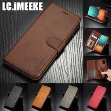 Leather Wallet Case for Xiaomi Poco F3 M3 X3 NFC Redmi Note 10 9 Pro 9s 8T 8 7 5 4X Flip Cover 9 Pow