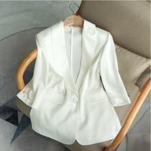 Women's Clothing Suit Autumn Triacetic Acid Small Suit Foreign Style Silk Coat