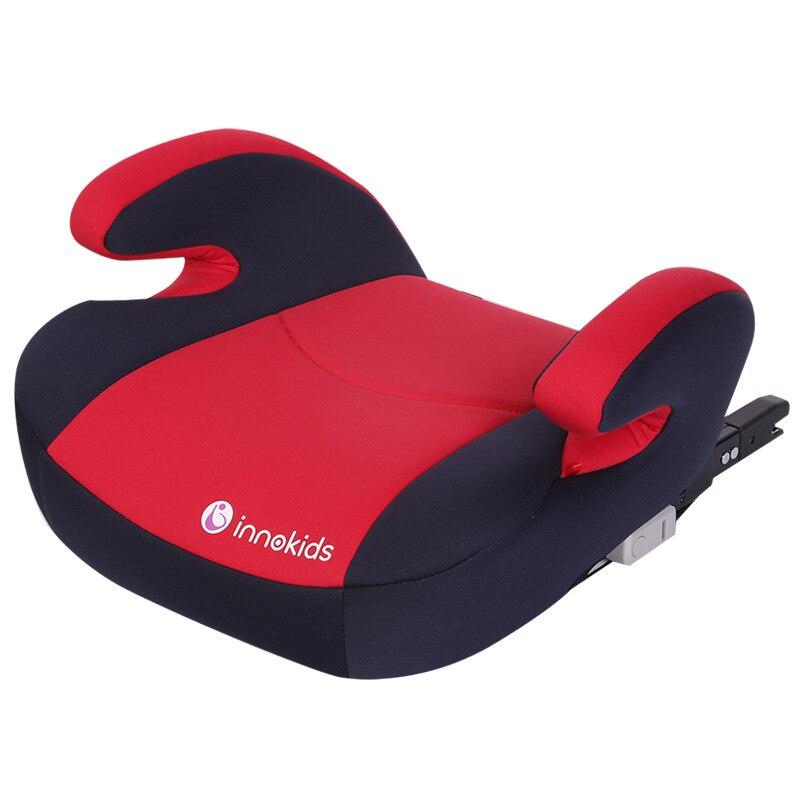 Innokids ZY13 Автомобильная детская подушка на 3 жестких сиденья для детей 12 лет, ISOFIXC с интерфейсом, детское сиденье Innokids, детские автокресла для у...