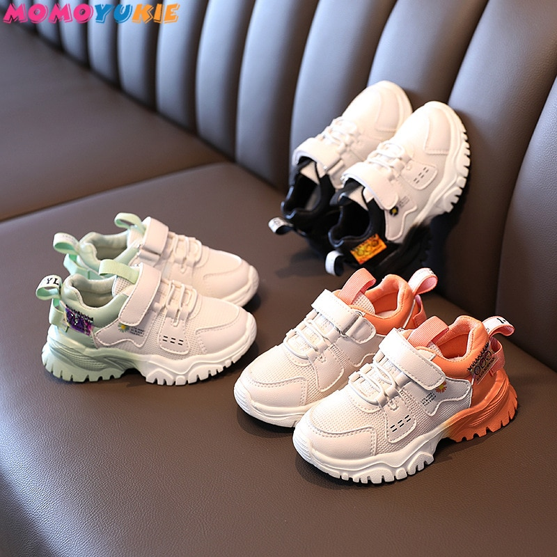 Sneakers Kids Sports Shoes for Girls Casual Boys Sneakers girls Fashion Children Shoes Girl Footwear