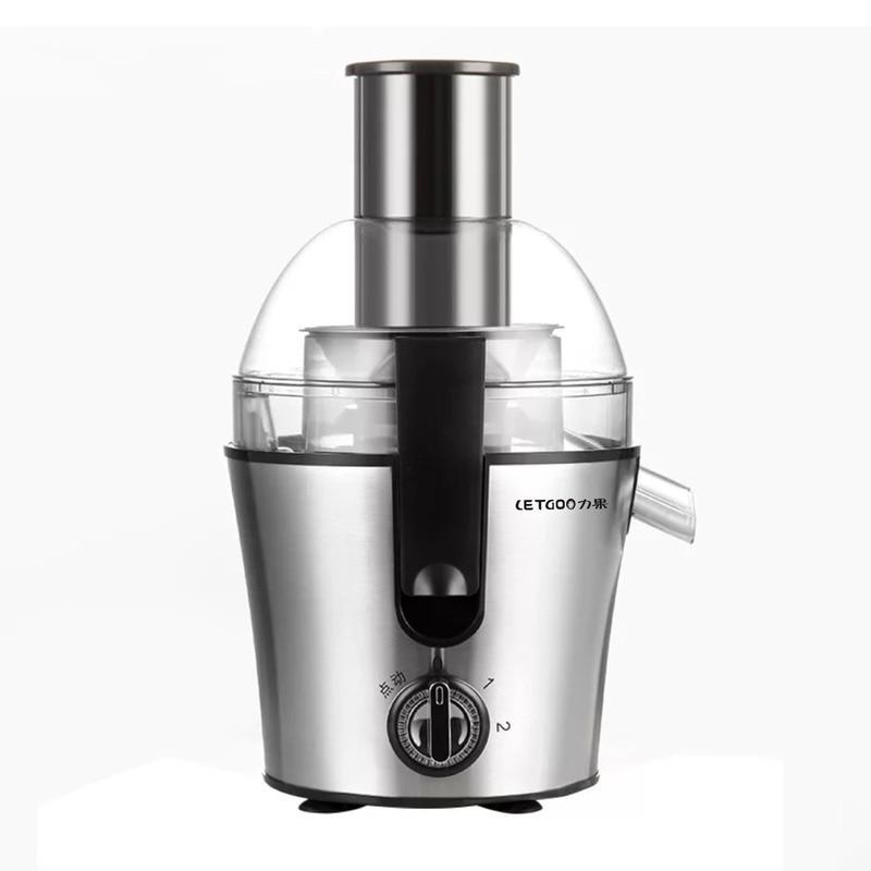 Multifunctional Juicer Household Automatic Fruit and Vegetable Juicer Residue Juice Separator Stainless Steel LG-B