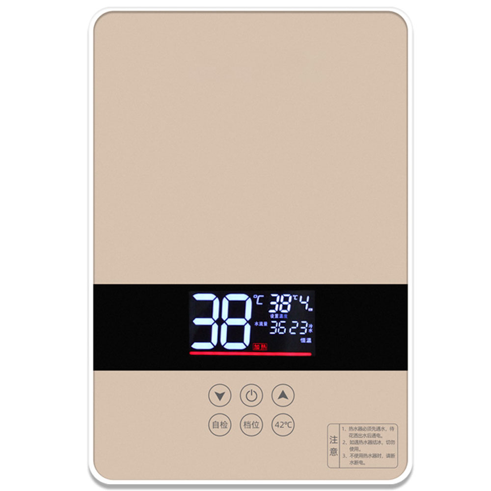 household-wall-mounted-constant-temperature-intelligent-instant-electric-water-heater-bath-machine-without-water-storage