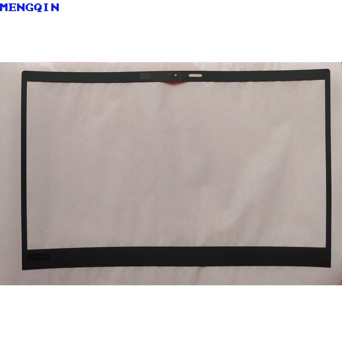 جديد LCD الحافة الشاشة الإطار الأمامي مايلر ملصق لينوفو ثينك باد X1 الكربون 7th الجنرال IR كاميرا محمول مع لاصق على الوجهين