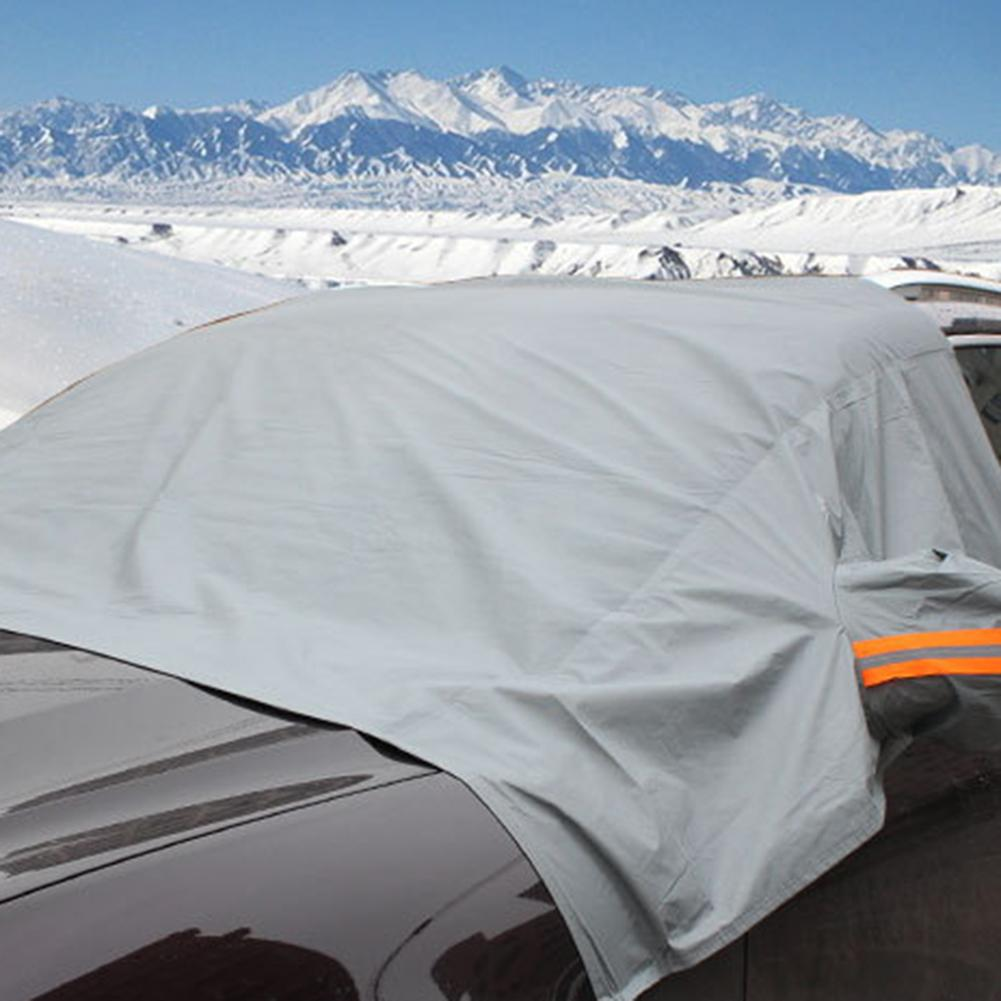 Universal Waterproof Anti Dust Car Cover Sun Rain Snow Resistant Part Protection