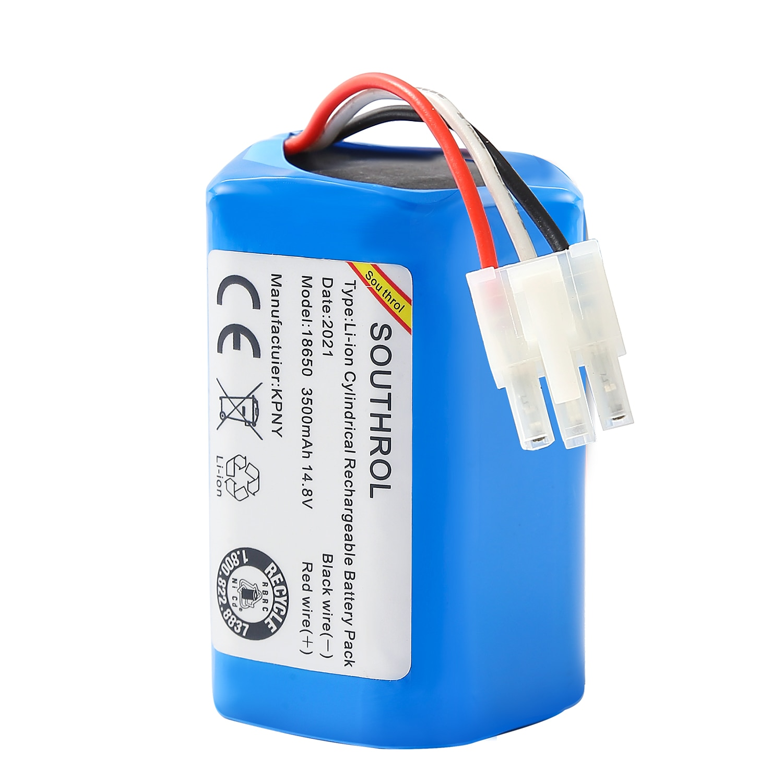 3000mah/3500mah New Battery for ICLEBO ARTE YCR-M05 POP YCR-M05-P Smart YCR-M04-1 Smart YCR-M05-10 YCR-M05-30 YCR-M05-50 Li-Ion