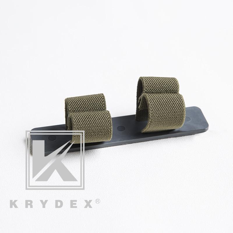 Krydex rg 戦術屋外アプリケーションホルダー tq ストレッチモール猫 SOF-T 用 nato スタイル