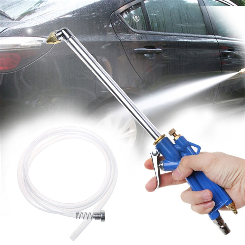 High Quality 1 Set Auto Air Pressure Engine Warehouse Cleaner Washing Gun Washer Sprayer Dust Tool New Cleaning Tool Accessories