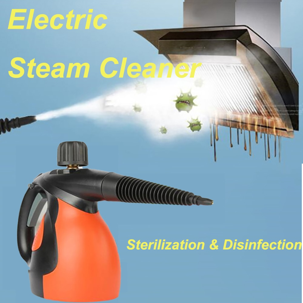 EASY Steam Mop Multifunctional Steam Cleaners With Detachable Handheld Unit Multi-Purpose Floor Steamers Cleaner For Hardwood