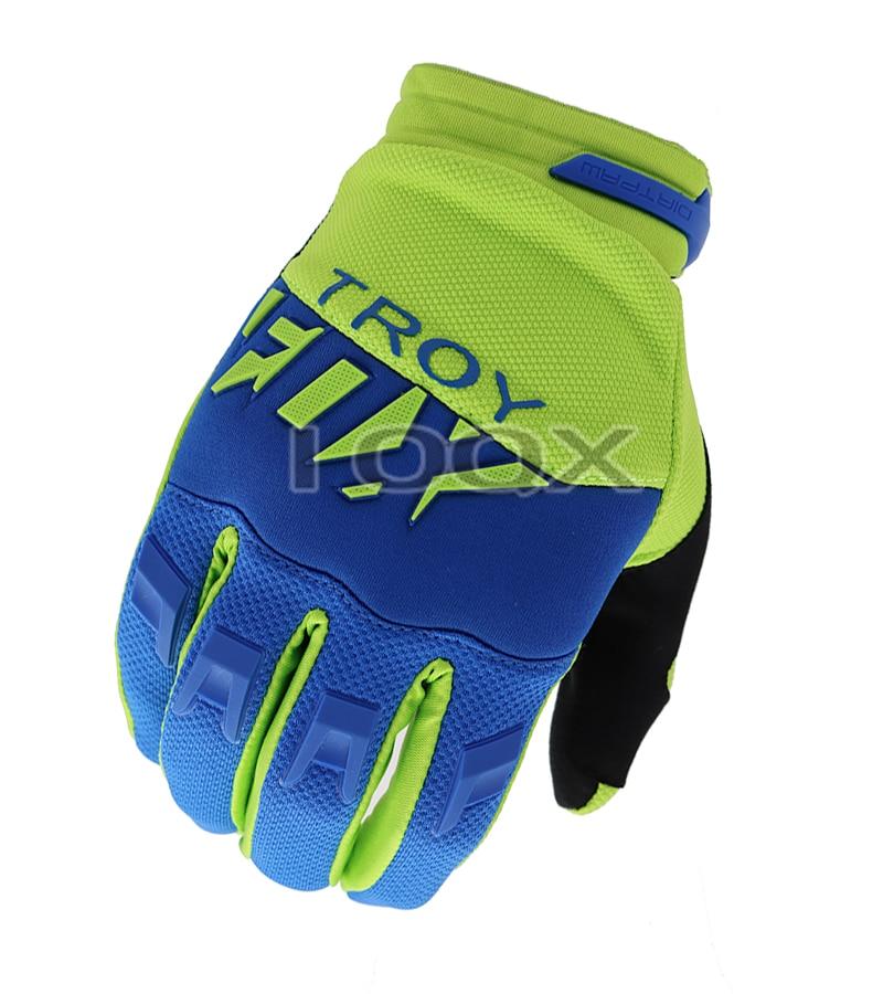MX MTB ATV-guantes de carreras de malla de aire, para ciclismo de...