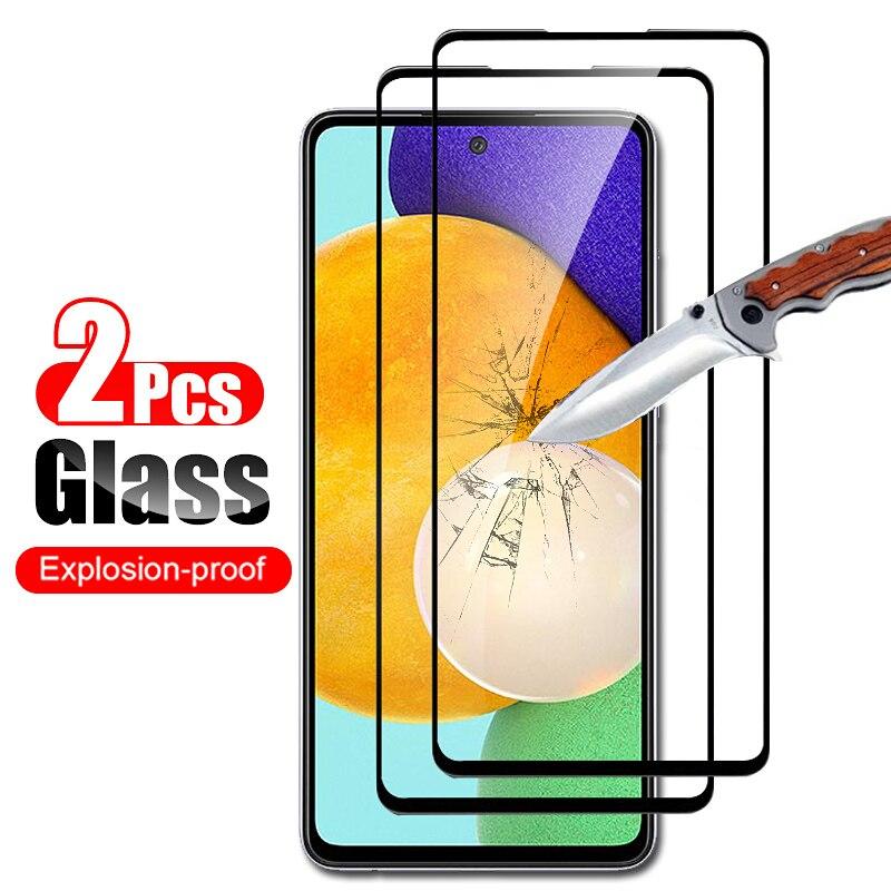 2 uds vidrio templado para Microsoft Lumia 435, 532, 535, 540 para...