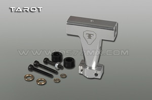 Tarot Helicopter Parts  450 PRO FL Metal integrated Main Rotor Housing /Silver TL45117-02