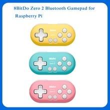 8BitDo Null 2 Bluetooth Gamepad für Nintendo Schalter Windows Android macOS für Raspberry pi 2B/3B/3B +/4B/null/null W/null WH