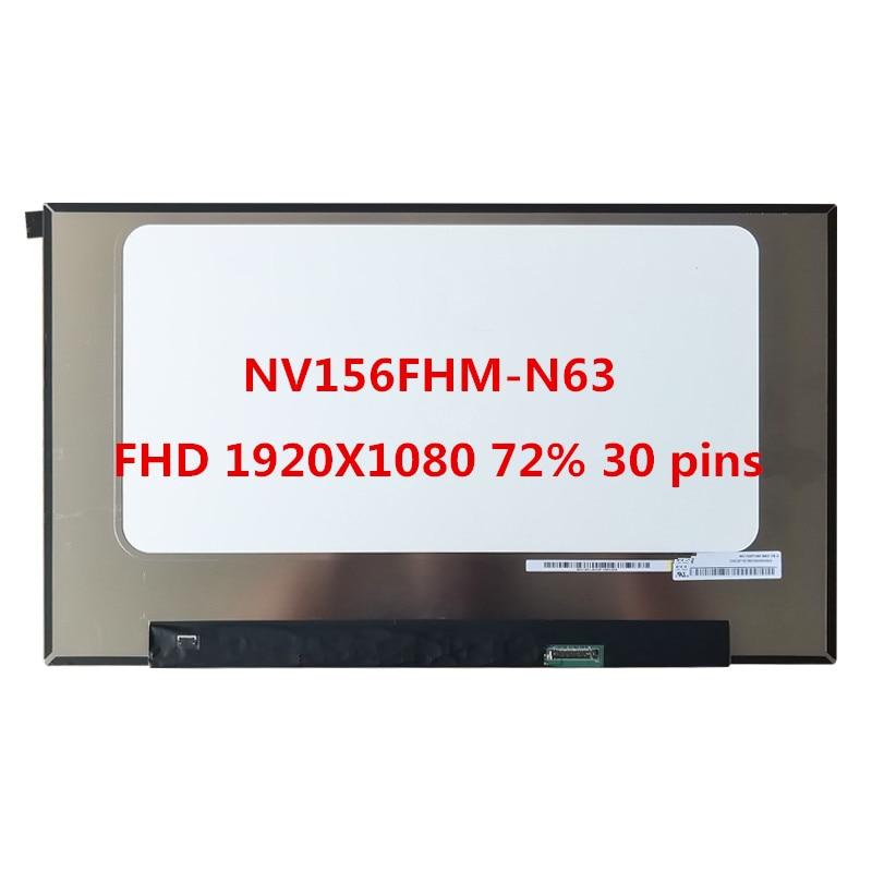لديل 5584 LCD شاشة NV156FHM-N4H N4N LP156WFC SPM1 B156HAN02.5 NV156FHM-N63 FHD 30 دبابيس