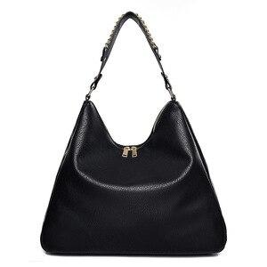 Handbags for Women 2020 New Women's Bag PU Leather Fashion Solid Color Simple Fashion Shoulder Bag Shoulder Bag Handbag