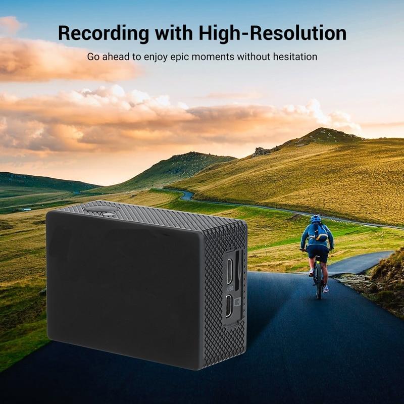 Ultra HD 4K 30fps With telecontrol Action Camera WiFi 2.0-in 170D Underwater Waterproof Helmet Video Recording Cameras Sport Cam enlarge
