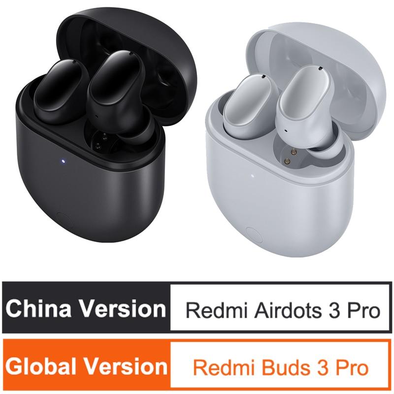 2021 Original Xiaomi Redmi Airdots 3 Pro Global Version Buds 3 Bluetooth Wireless Headphones 35dB AI Intelligent Noise Reduction enlarge