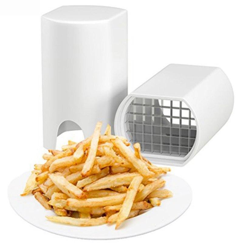 Máquina para patatas fritas, trituradora de patatas fritas, picador vegetariano, el mejor para patatas fritas, rebanadoras de manzana, patatas fritas, máquina para hacer gofres, cortador de verduras