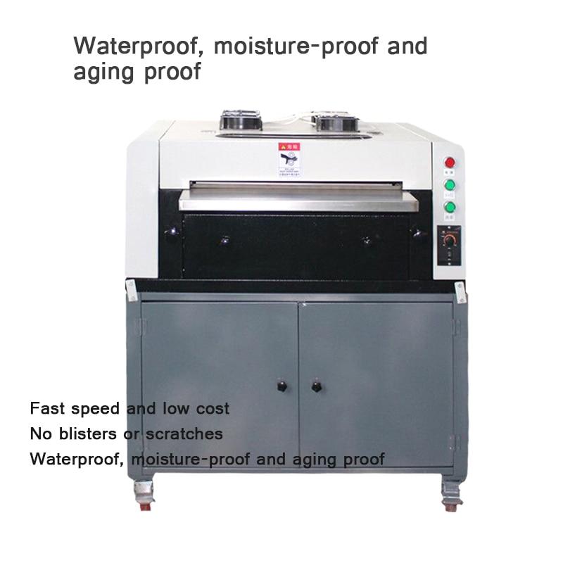 خزانة نوع السلس نمط آلة الترقق آلة تغليف ورقية بالكامل آلة تغليف تلقائية