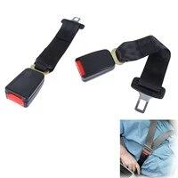 high quality adjustable car auto safety seat belt seatbelt extension extender buckle for babies chidren