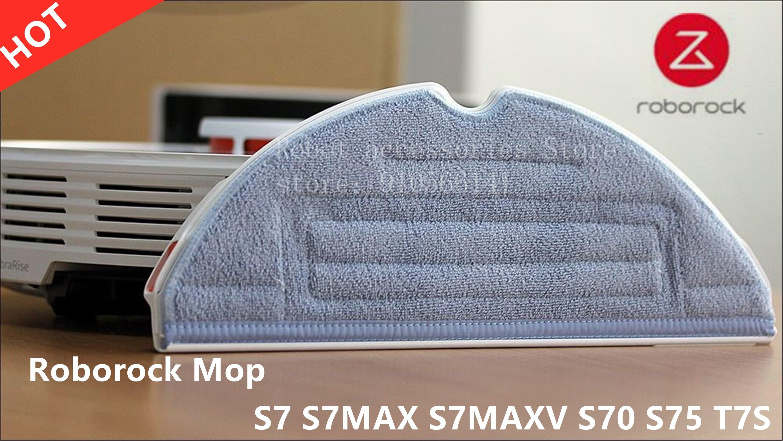 xiaomi Roborock accessories S7 largest T7S S7 S7MAX S7MAXV S70 S75, mop, roborock s7 mop pad parts r