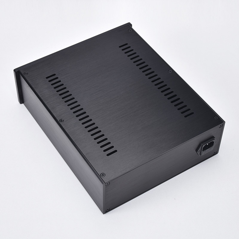 260*90*311MM DIY All-aluminum Power Amplifier Chassis 2609 Preamp Case Amp Shell Amplifier Box Audio Enclosure Power House