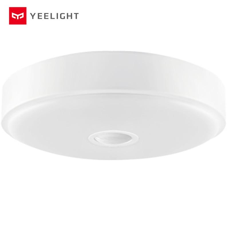Original yeelight ceiling mini with motion / human body sensor, Sunshine sensor Anti-mosquito 670lm night Led light