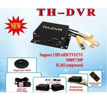 TH-DVR Ahd Tvi Cvi 1080P/720P 128 Gb Grote Opslag Tf/Sd Card Mini Dvr H.264 hdmi Usb Cctv Camera Video Recorder HC-DVR