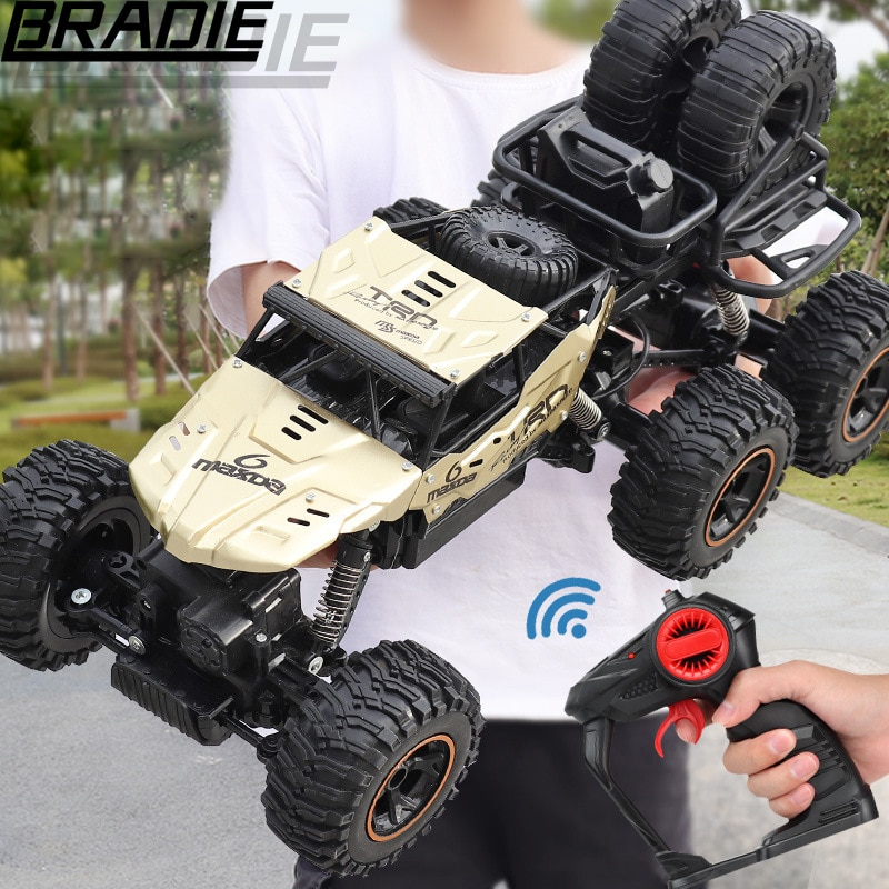 High Speed Trucks Off-Road Trucks Toys for 1:16 4WdsD 1:12 6WD RC Car Rock Crawlers Drive Car Radio Control RC Cars Toys Buggy
