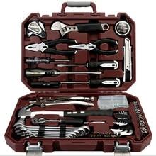 Auto Repair Tool Kit Set Allgemeine Haushalts Reparatur Tool Kit mit Kunststoff Toolbox Lagerung Fall Steckschlüssel Schraubendreher Hand Werkzeuge