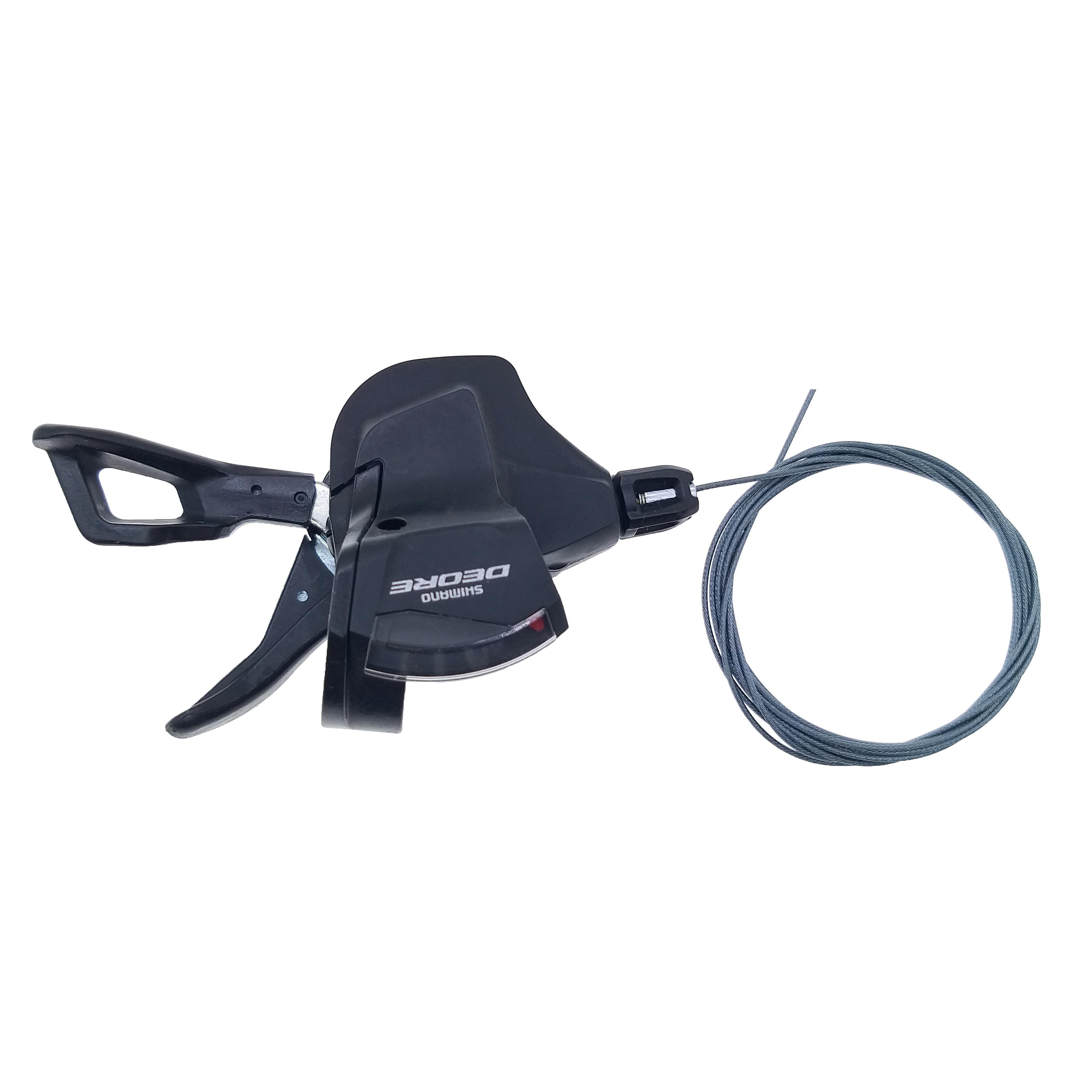 Shimano-palanca de cambios de bicicleta Deore SL-M6000 3 velocidades de interruptor M6000...