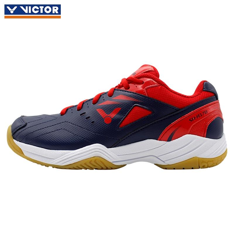 Echte Victor Badminton Schuhe Männer Frauen Professionelle Sneakers Training Sport Schuh