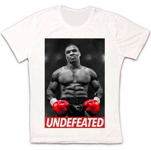 Camiseta Retro Unisex de Iron Mike Tyson para Hombre, ropa de boxeo,...