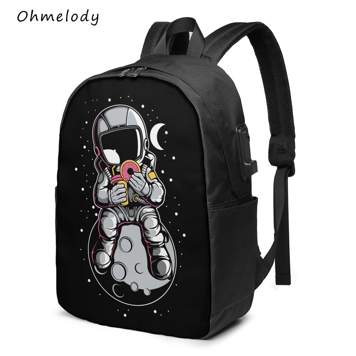 Large Capacity 17in Laptop Backpack Multipurpose Casual Daypack Water Resistant Durable Middle Schoo