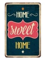 Signe en etain pour la maison  panneaux Vintage en metal  pour cafe  Bars  pub  boutique  decoration murale  panneaux retro amusants pour hommes