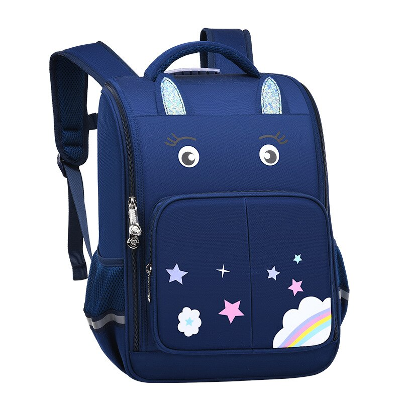Fashion Children Orthopedics School Bags Kids Backpack In Primary Schoolbag For Teenagers Girls Boy Waterproof Backpacks Mochila