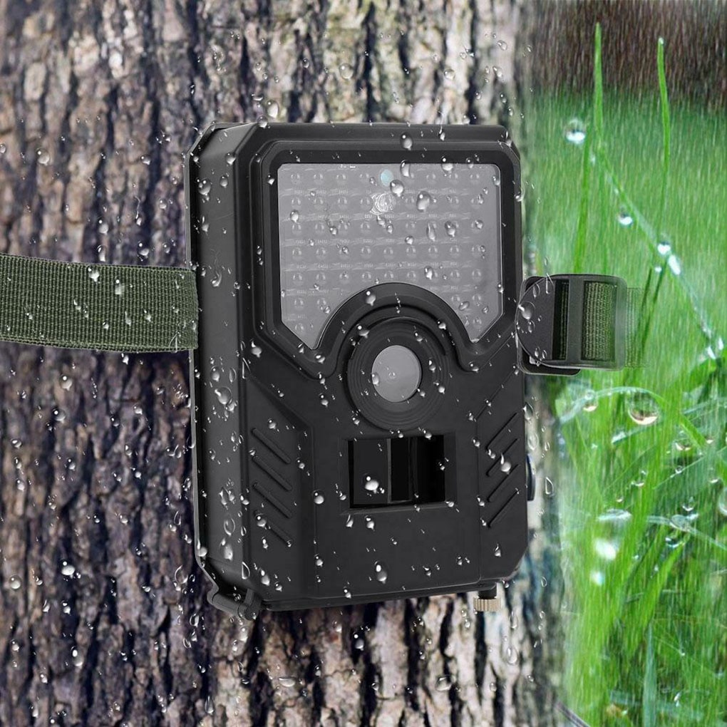 1080P Hunting Camera Outdoor Sports Night View Quick Trigger Speed 12MP Trail with 120° Wide Angle 2021 new